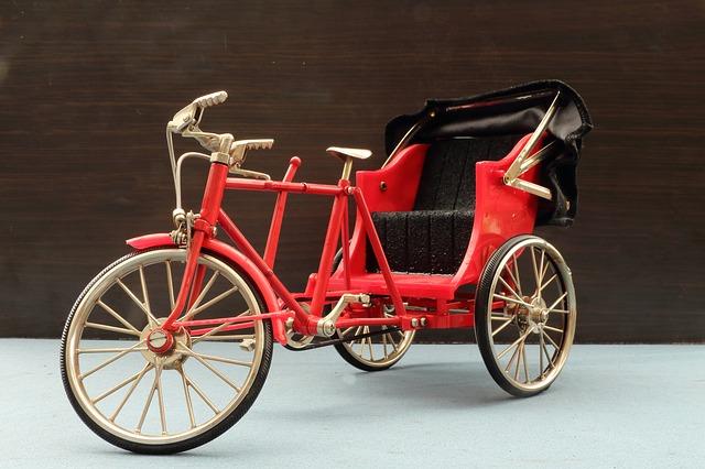 červená rikša