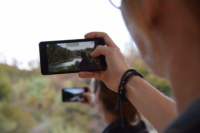 focení mobile