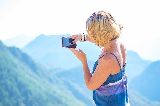 fotografování přírody