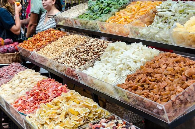 prodej sušeného ovoce